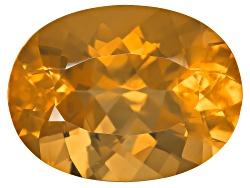 FOV536<br>Colheita Fire Opal(Tm) Honey Color Avg 11.75ct 20x15mm Oval