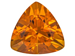 CST560<br>Madeira Citrine Avg 2.50ct 10x10mm Trillion