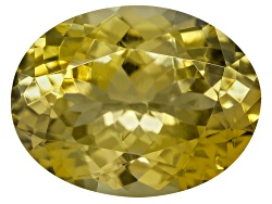 GZV040<br>Untreated Tanzanian Golden Zoisite Min 1.65ct 9x7mm Oval