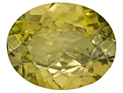 GZV042<br>Untreated Tanzanian Golden Zoisite Min 2.00ct 10x8mm Oval