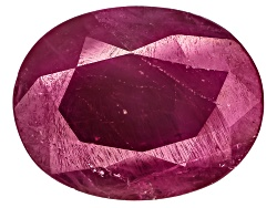 RBV426<br>Burmese Ruby Min 1.50ct 9x7mm Oval