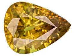SPP050<br>Madagascan Sphene Min 1.50ct Mm Varies Pear Shape