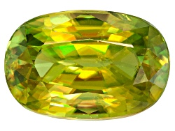 SPV447<br>Madagascan Sphene Min 2.00ct Mm Varies Oval