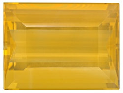 FO037<br>Colheita Fire Opal(Tm) Canary Color Avg 16.00ct 20x15mm Rectangle