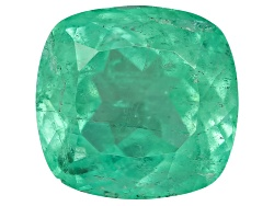 EMC080<br>Colombian Emerald 2.50ct 8.5x8.1mm Square Cushion
