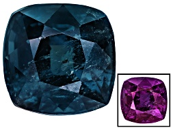 BGC302<br>Masasi Blue Color Change Garnet 2.11ct 6.5mm Square Cushion