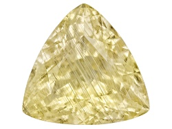 EXK1178<br>Tanzanian Tubular Danburite 2.89ct 9.5x9.5mm Trillion