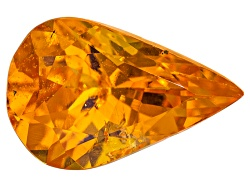 ZSP013<br>Serengeti Spessartite(Tm) Garnet Min .75ct 8x5mm Pear Shape