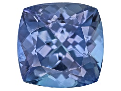 NTC206<br>Tanzanite Min 1.75ct 7x7mm Square Cushion