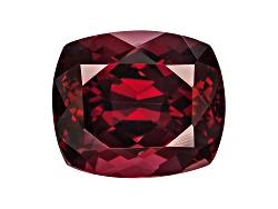 RUC060<br>Tanzanian Raspberry Rhodolite Garnet 13.06ct 14x12mm Rectangular Cushion