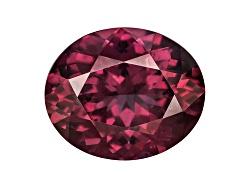 RUV065<br>Tanzanian Raspberry Rhodolite Garnet Avg 5.50ct 12x10mm Oval