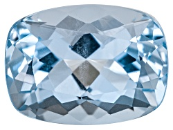 AQC036<br>Tanjaka Aquamarine(Tm) Min 1.20ct 8x6mm Rectangular Cushion