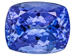 NT033<br>Tanzanite 4.50ct Minimum 10.5x8.5mm Rectangular Cushion