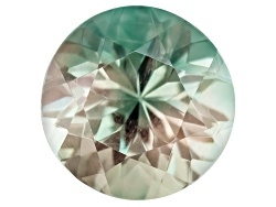 SN180<br>Bi-color Pastel Oregon Sunstone From Butte Mine .55ct Minimum 6mm Round Color Varies