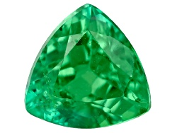 TS061<br>Tanzanian Tsavorite Garnet .40ct Minimum 5mm Trillion